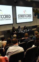 Dozens of community members, care providers and agency representatives came together for Living, Dying, Surviving and Thriving: Working Together to Improve the Lives of People Experiencing Homelessness. The forum was hosted by Street CCRED (Community Capacity in Research, Education, and Development) at the Cumming School of Medicine.