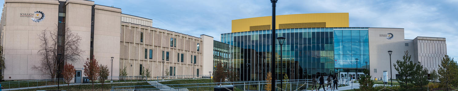 Schulich School of Engineering panoramic
