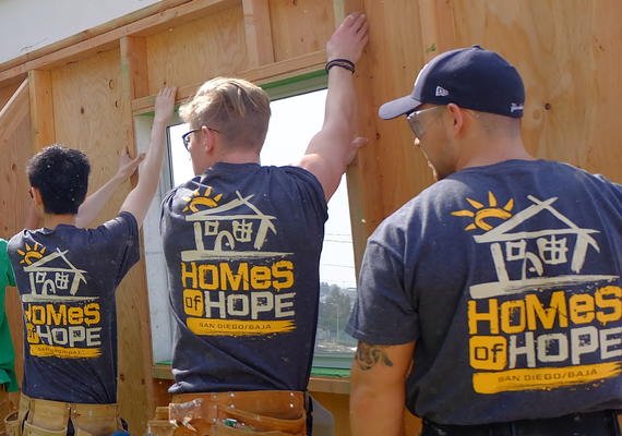Homes for hope